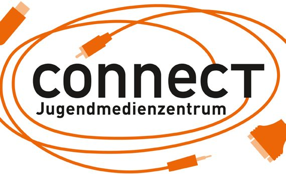 Logo Jugendmedienzentrum Connect