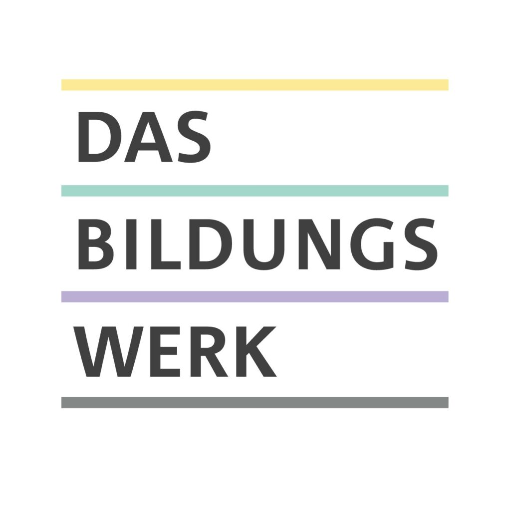 Logo Das Bildungswerk der Evangelischen Kirche