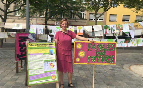 Aktion für Klimaschutz