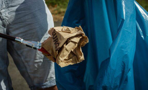 Plogging- Müll sammeln beim Joggen