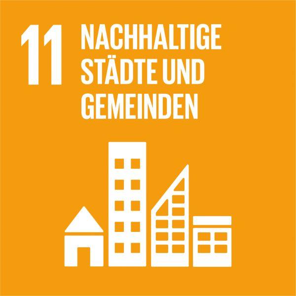 SDG 11 Nachhaltige Städte und Gemeinden