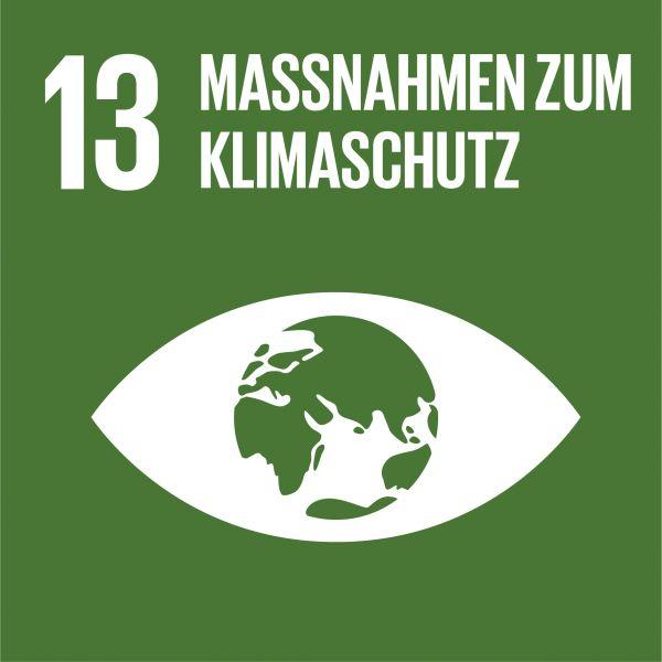 SDG 13 Massnahmen zum Klimaschutz
