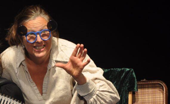 Lesung mit Sabine Forkel-Kutschka