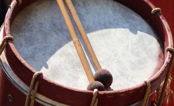 Schrottoton-Trommel