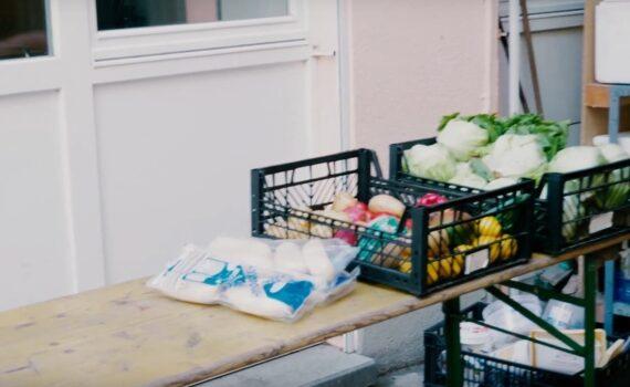 gerettete Lebensmittel