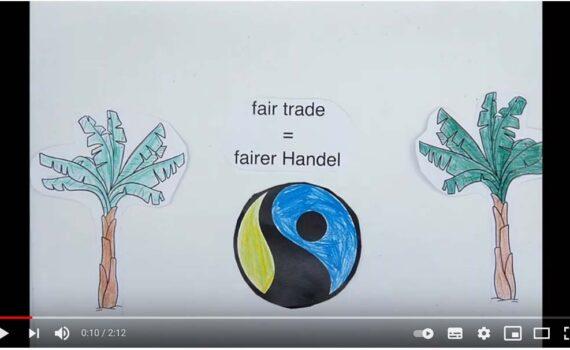 Ausschnitt aus dem FairTrade Film